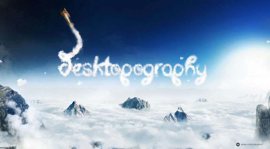 Desktopography 2012 : l'heure de changer de fond d'écran est arrivé !