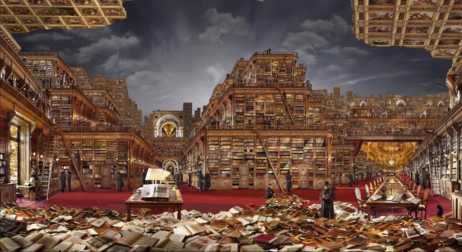 """Les """"Hyperphotos"""" de Jean-François Rauzier"""