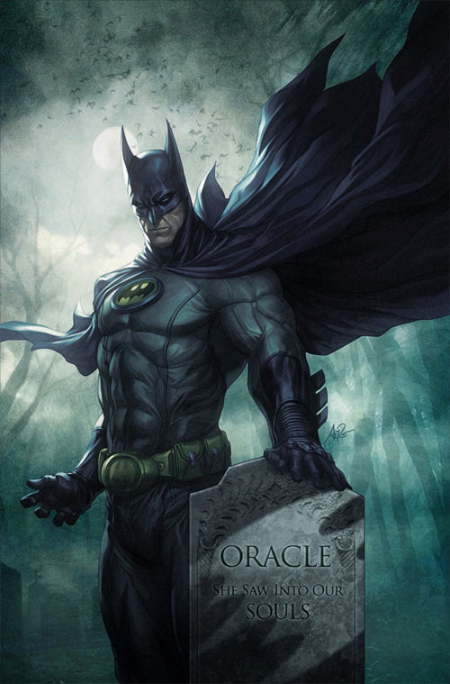 Batman inspiration