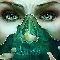 Nouvelle création : «New Skin», digital painting de Spartan pour DACS et Slashthree