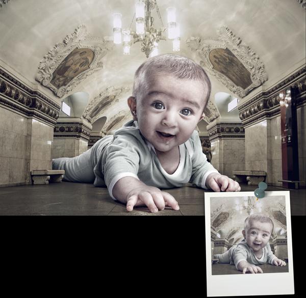 Les photomanipulations d'Alexis Persani