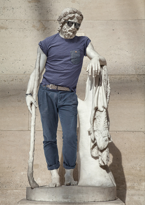 Les photomanipulations d'Alexis Persani