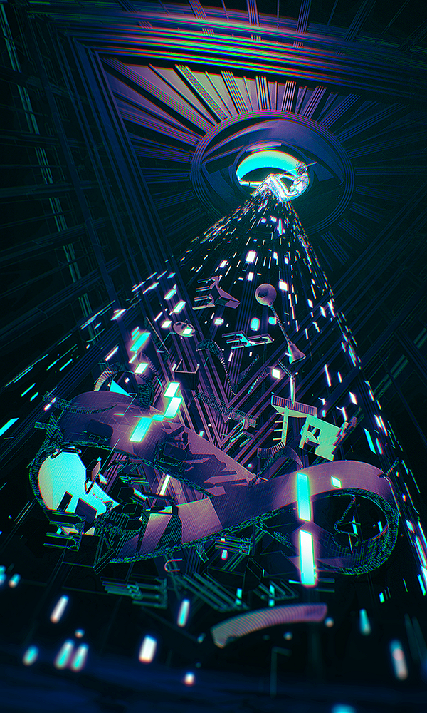 Goverdose 2.0 - #04 Trip : nouvelle exhibition d'art digital