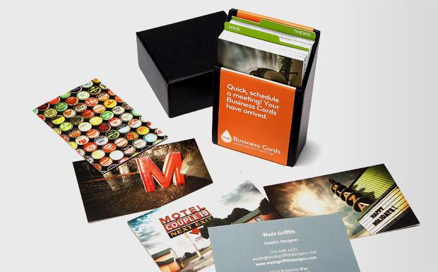 [Concours] Gagnez des cartes de visites avec Moo.com
