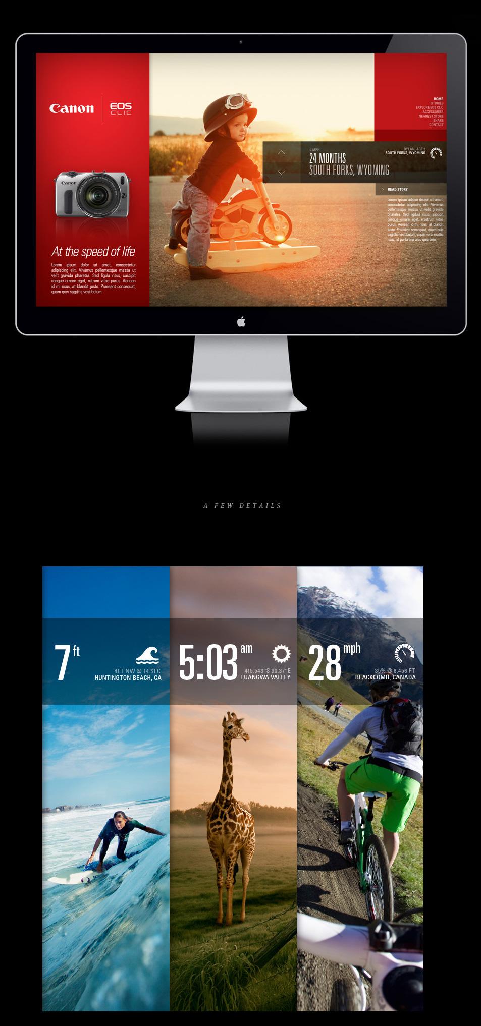 5 talentueux Webdesigners et Designers d'interface #1