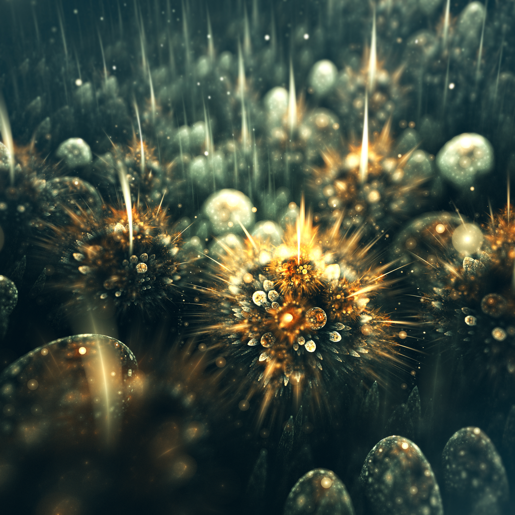 Les fractales 3D de Chiara Biancheri