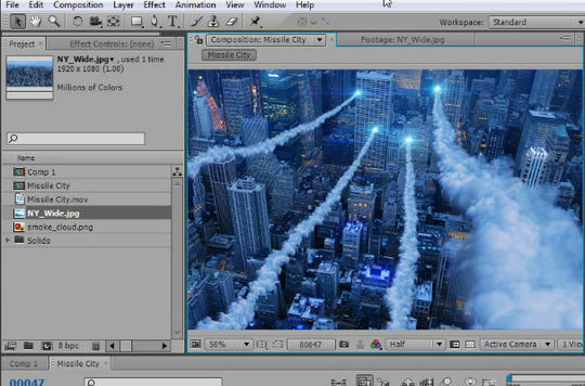 40 tutoriels de qualité pour after effects