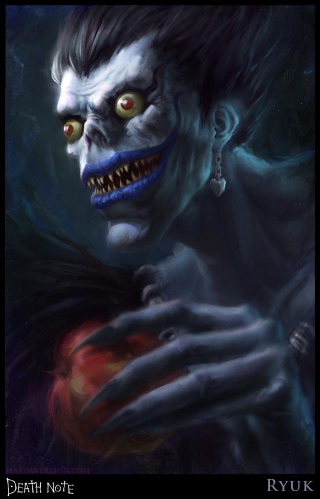 Les effrayants personnages du digital painter Maxim Verehin