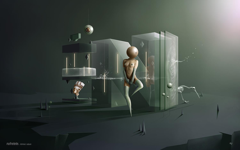 """Intrinsic Nature : nouvelle exhibition """"Experiment 13"""""""