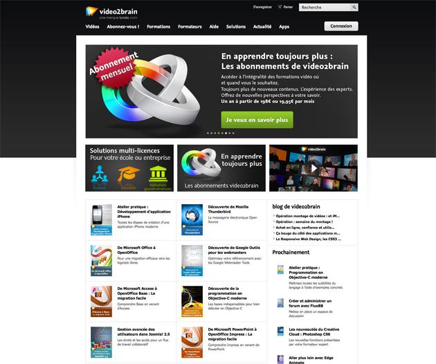 [Concours] Gagnez des abonnements de formations en ligne avec video2brain