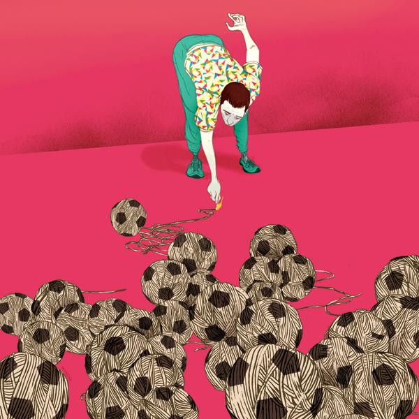 Les illustrations commerciales de Marcos Chin
