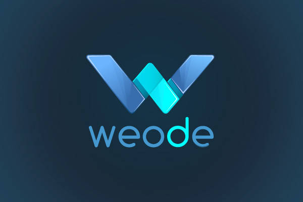 Weode identity and web design
