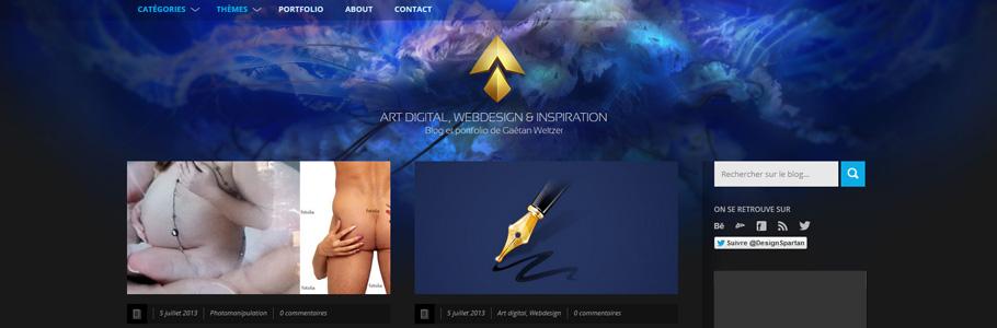 Design Spartan : la nouvelle version du site est enfin en place !