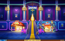 Orangina web design art direction game design