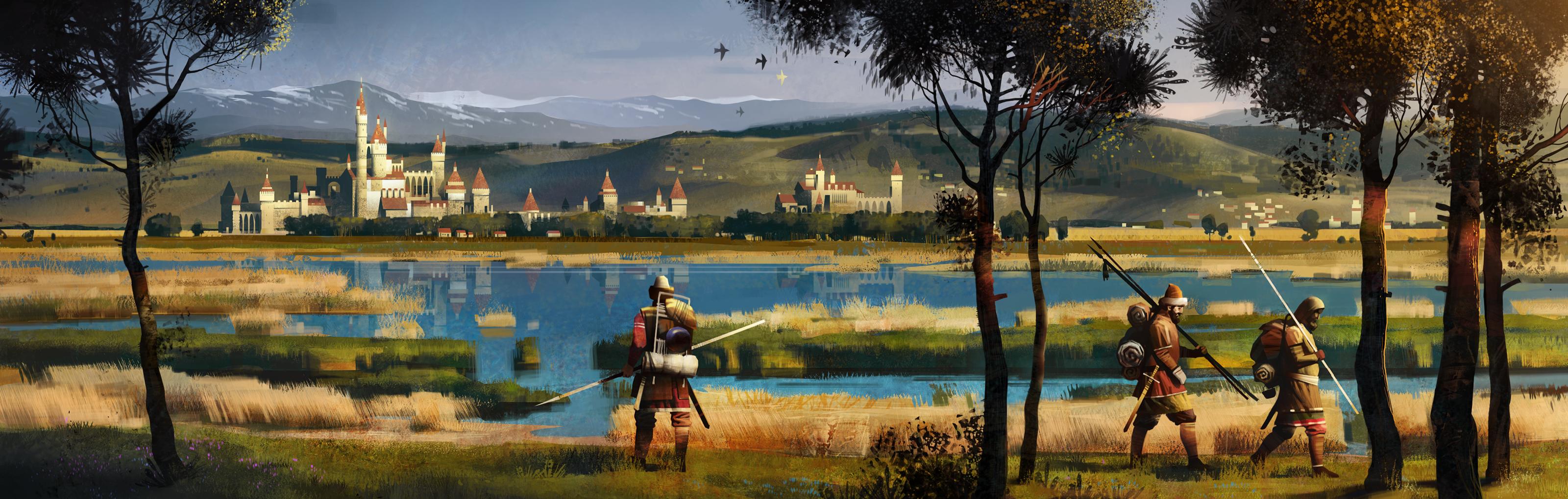 20 superbes illustrations en digital painting de Ivan Laliashvili