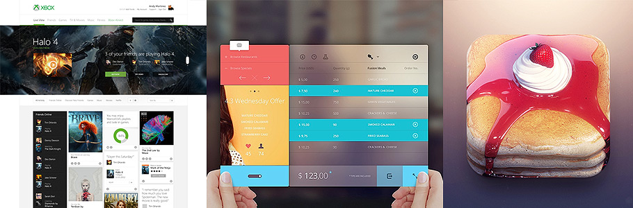 5 designers d'interface talentueux
