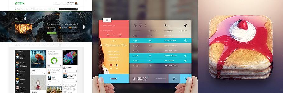 5 designers d'interface talentueux
