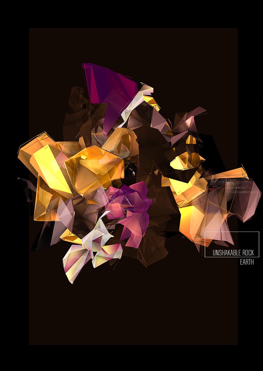 "The Luminarium : 21è exhibition ""Elements"""