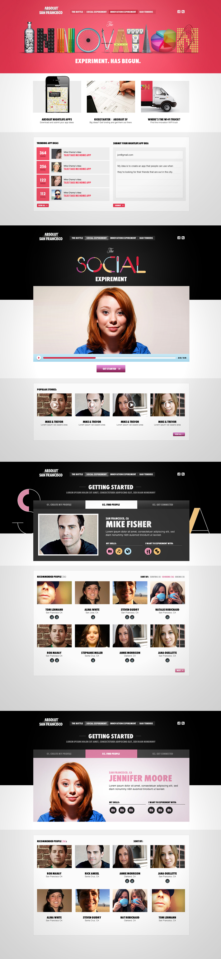 Talentueux webdesigner