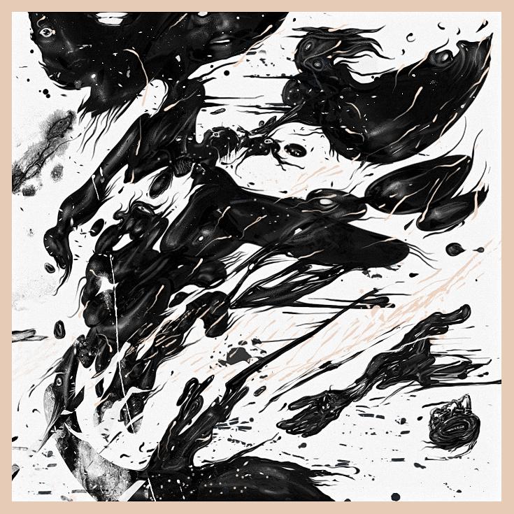 30 magnifiques illustrations vectorielles de ParanoidMe aka Diego L. Rodriguez