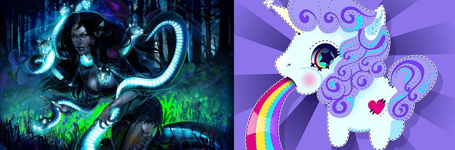 32 Nouveaux Tutoriels de qualité gratuits pour Illustrator