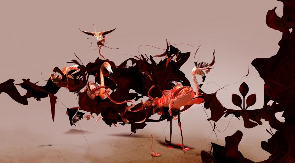 Desktopography 2013 : nouveaux fonds d'écran d'art digital