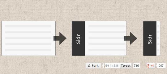 nouveau plugin jQuery pour rendre votre site ergonomique et attrayant