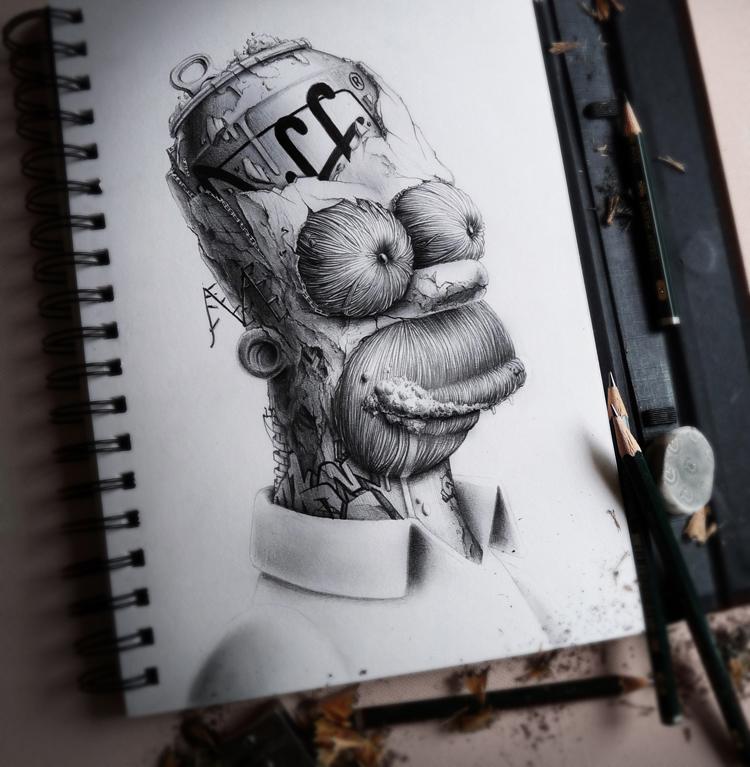Les personnages de dessins animés revisités par PEZ