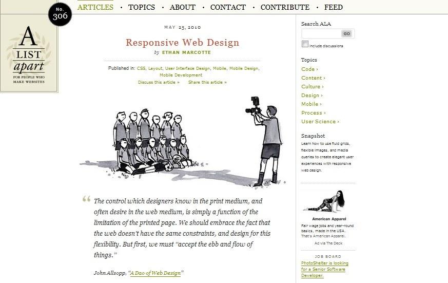 20 tutoriels de webdesign vraiment utiles
