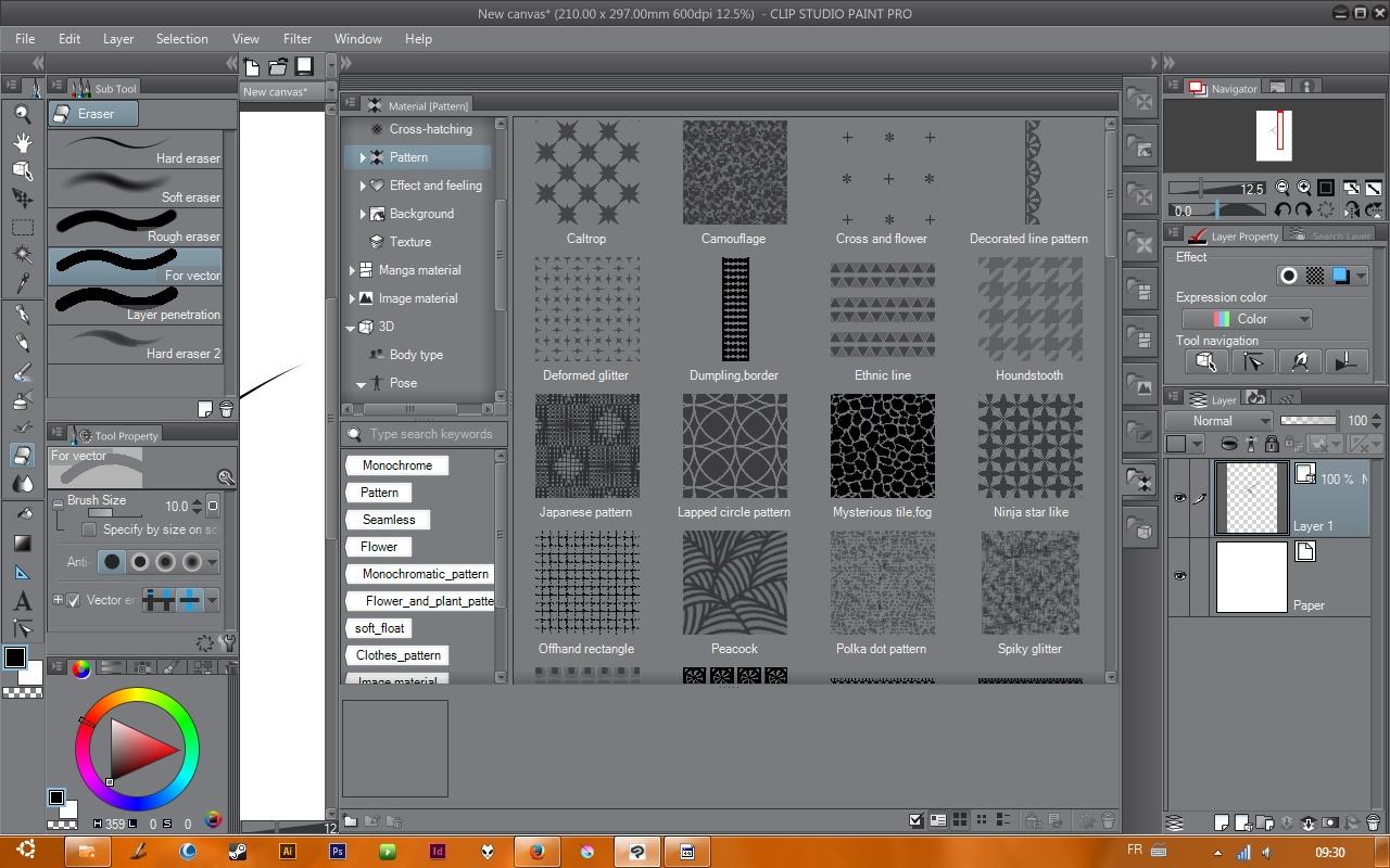 Manga Studio : un logiciel intéressant pour le digital painting ?