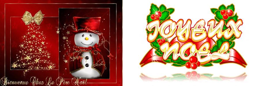 Les 10 plus beaux GIFs animés de Noël