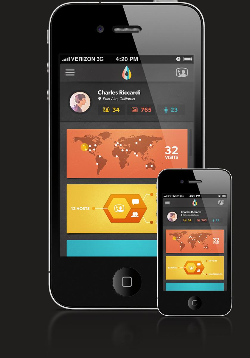 5 talentueux Webdesigners et Designers d'interface #4