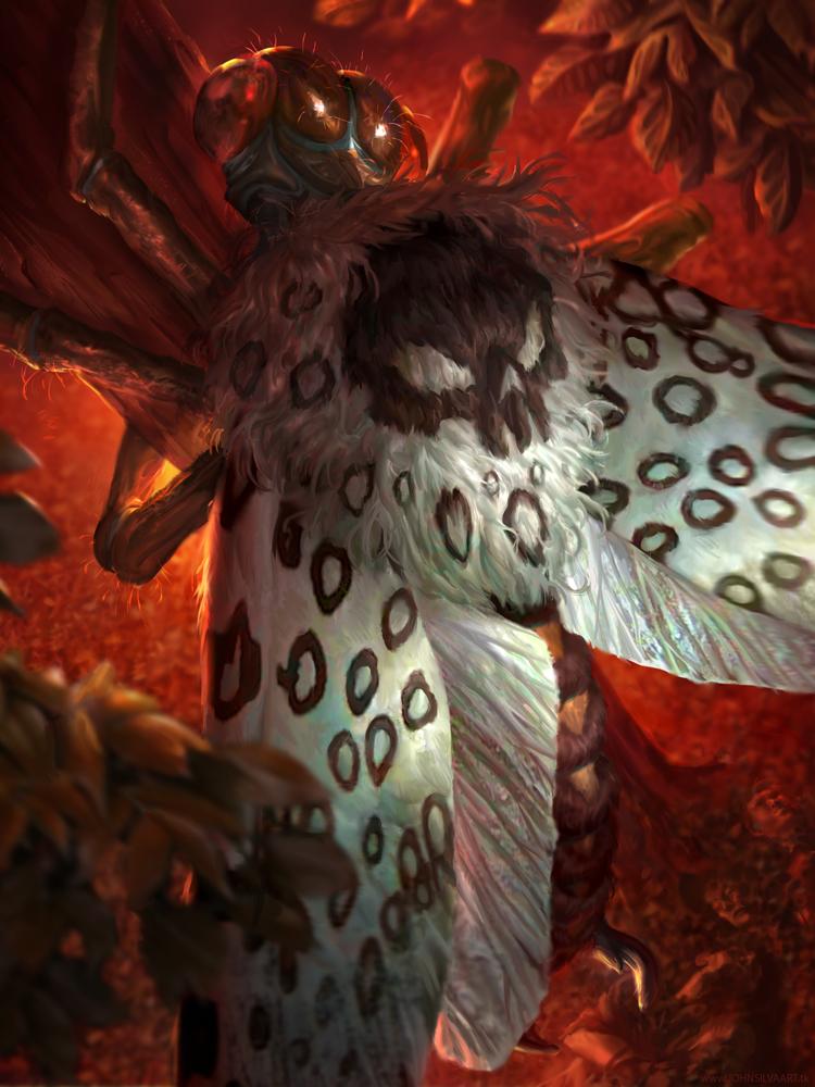 30+ Digital paintings de l'illustrateur John Silva