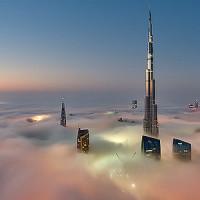 Les photographies de paysages et grattes-ciel de Daniel Cheong