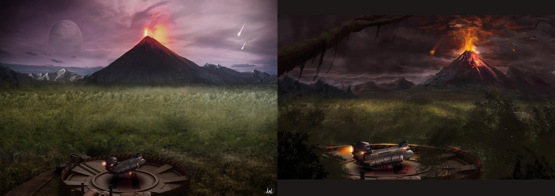 Critique de VOS créations #4 : comparaison avant/après