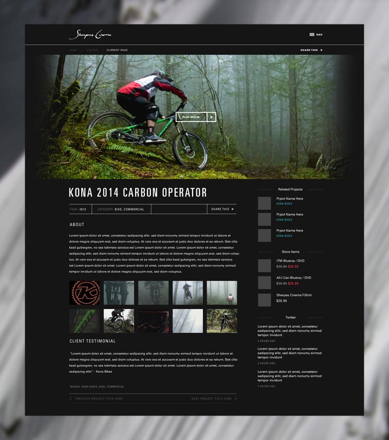 5 talentueux Webdesigners et Designers d'interface #5 Owen Perry