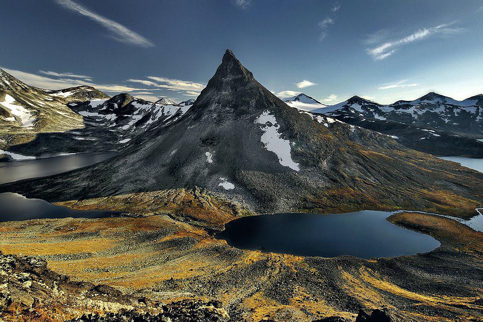 Les photographies de paysages mystérieux de Kilian Schönberger