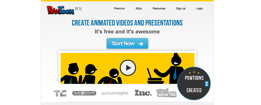 40+ Sites gratuits et cool pour faire vos présentations
