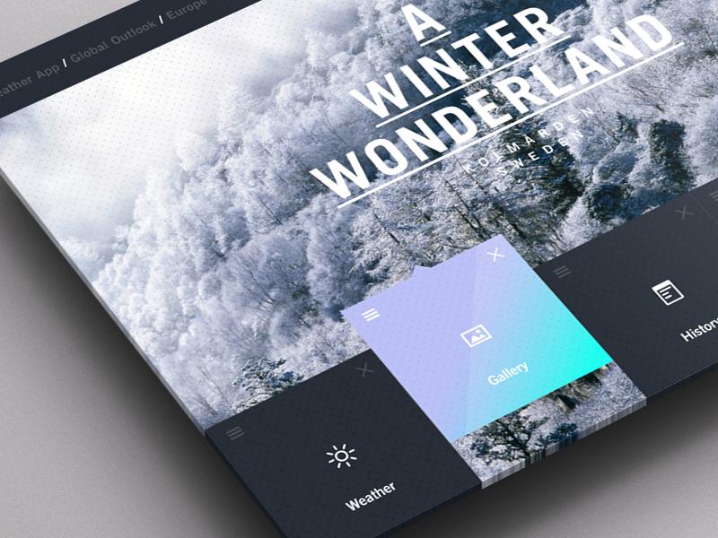5 talentueux Webdesigners et Designers d'interface #6