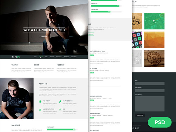 Le meilleur du web #68: liens, ressources, tutoriels et inspiration