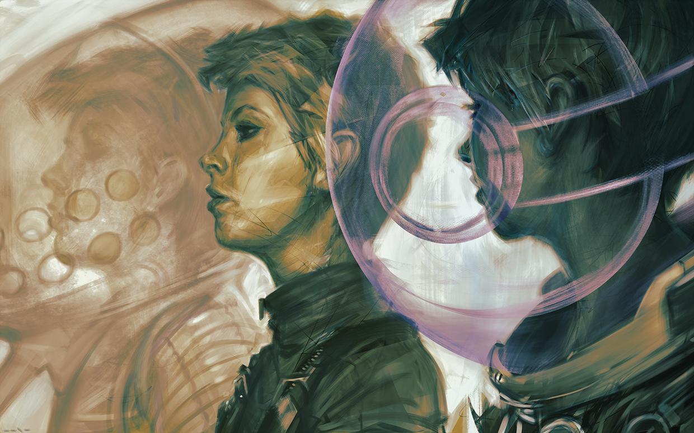 """Chapter V - """"Retro"""" : Nouvelle galerie d'art digital de Sense Collective"""