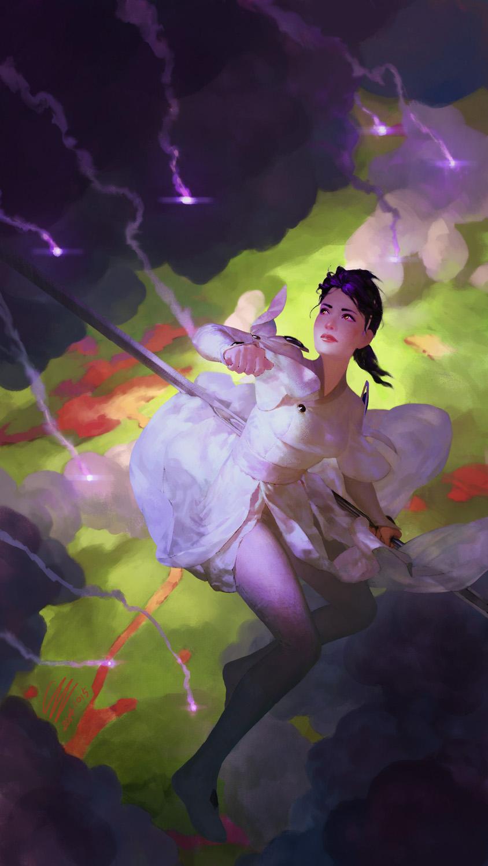 Les superbes illustrations de Zezhou Chen aka Qrumzsjem