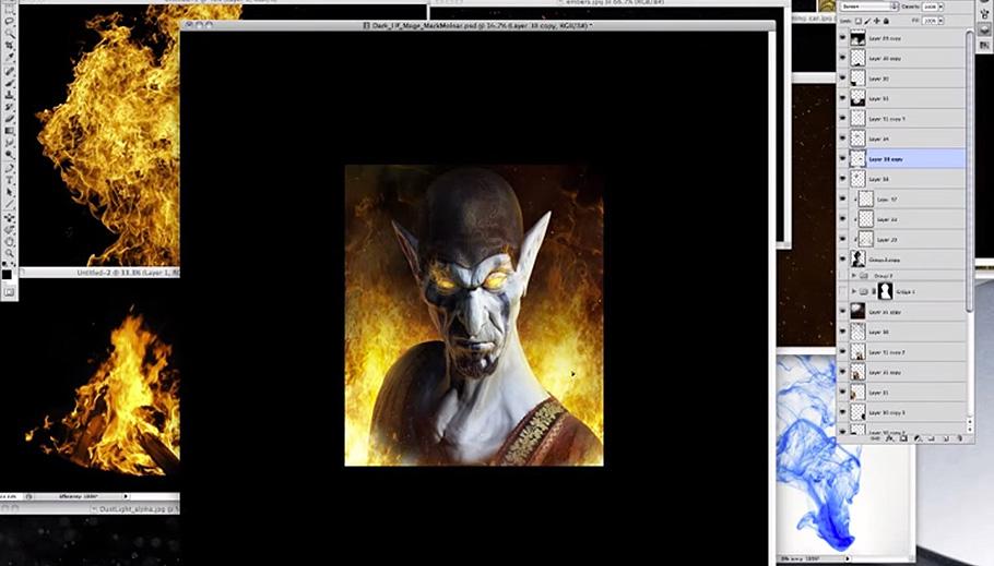 Tutoriel digital painting gratuit de qualité