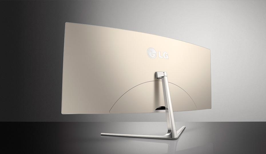 """LG sort le premier écran 21:9 courbé """"UltraWide"""" pour les pros de l'image"""