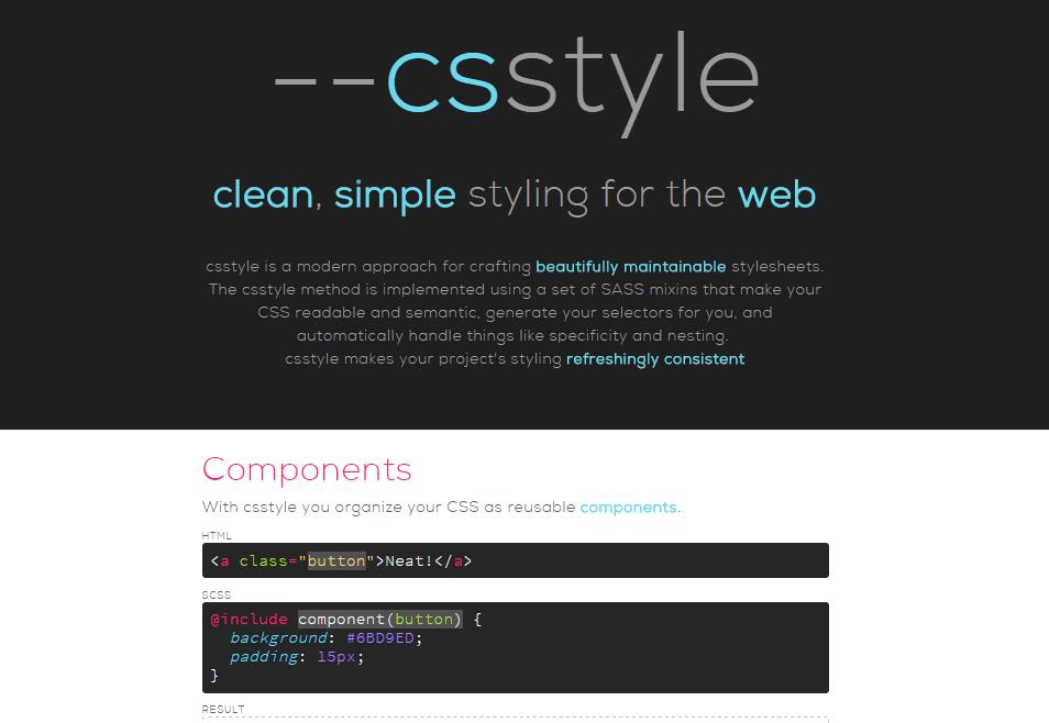 Le meilleur du web #72: liens, ressources, tutoriels et inspiration