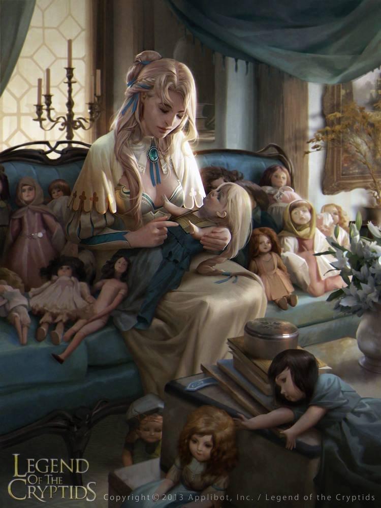 Les splendides digital paintings de Jana Schirmer à ne pas manquer !