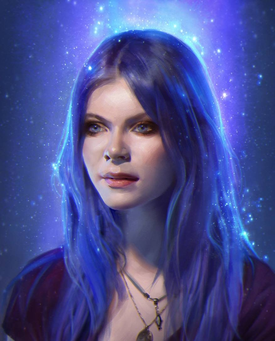 Les splendides digital paintings de Jana Schirmer à ne pas manquer !