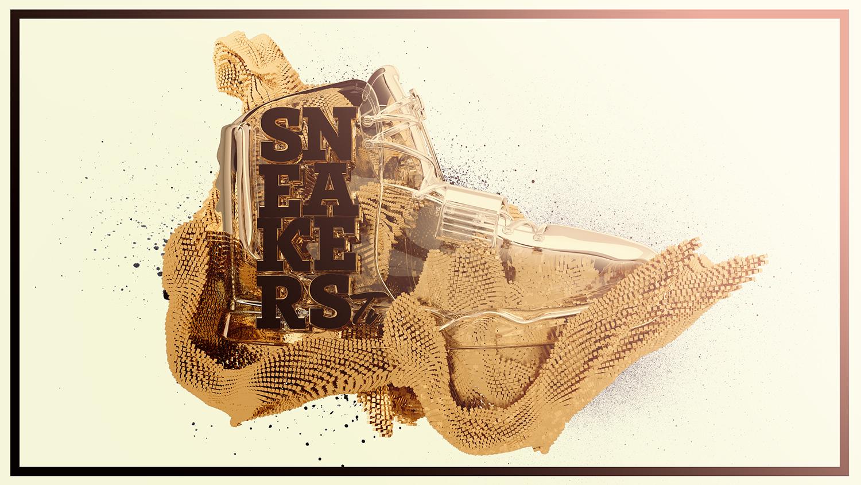 Les illustrations 3D tendances d'Antoni Tudisco