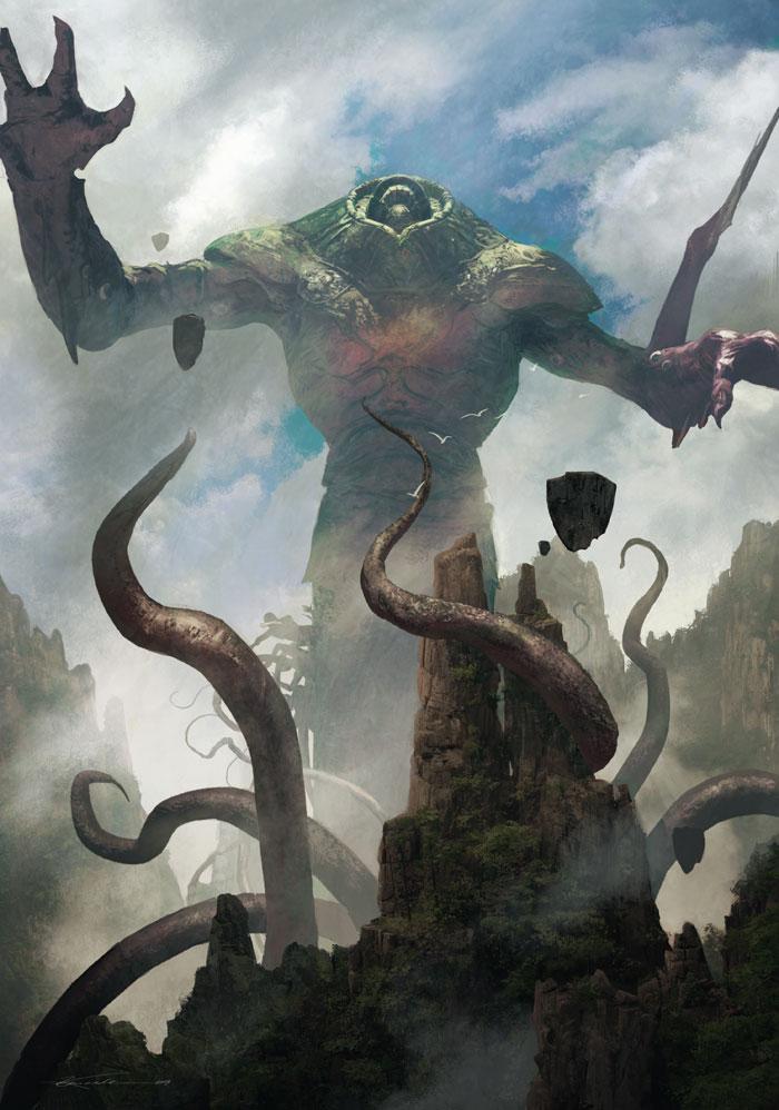 40 digital paintings réalistes du maître en fantasy Michael Komarck