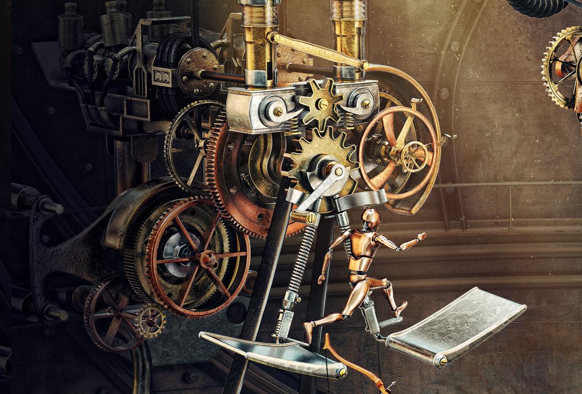 Les créations 3D d'art digital ultra détaillées d'Aleksandr Kuskov (32)